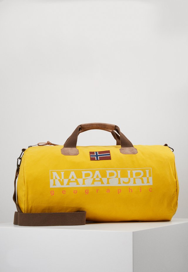 BERING - Weekendbag - mango yellow