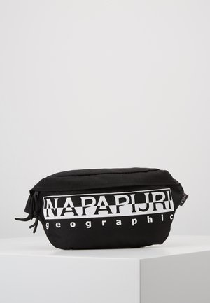 HAPPY WB RE - Bum bag - black