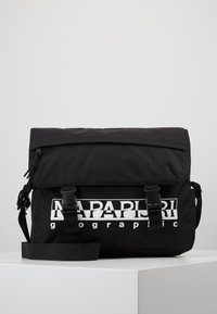Napapijri - HAPPY MESSENGER  - Umhängetasche - black - 0