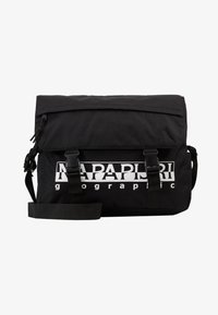 Napapijri - HAPPY MESSENGER  - Umhängetasche - black - 5