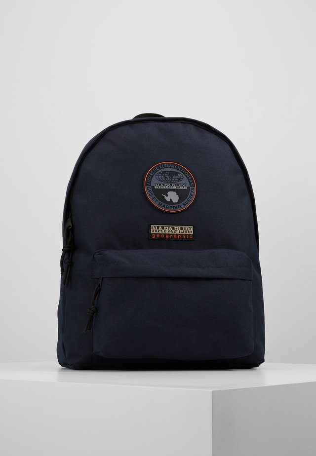 VOYAGE - Batoh - blu marine