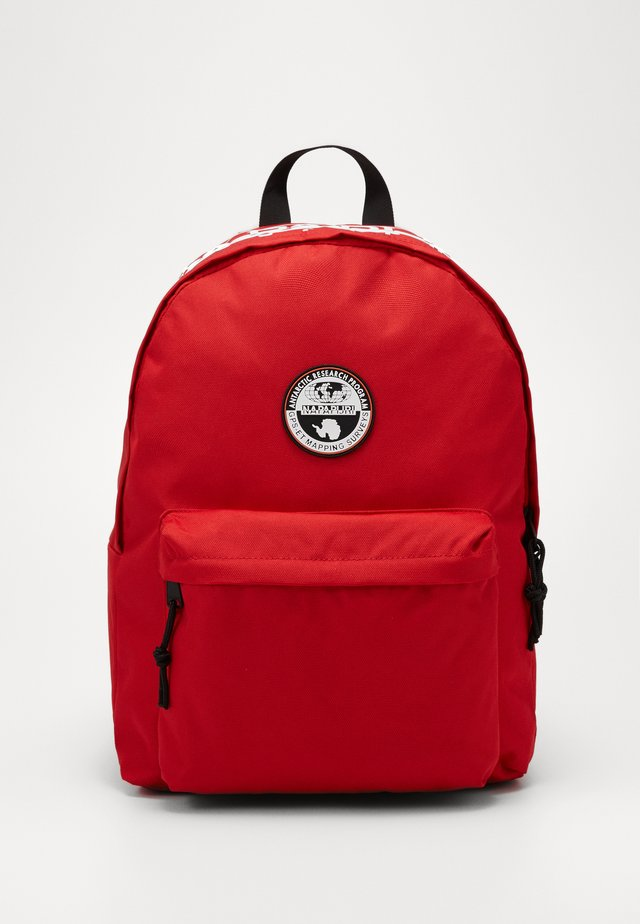 HAPPY DAYPACK - Batoh - bright red