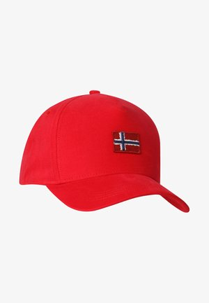 FLAGSTAFF - Gorra - red