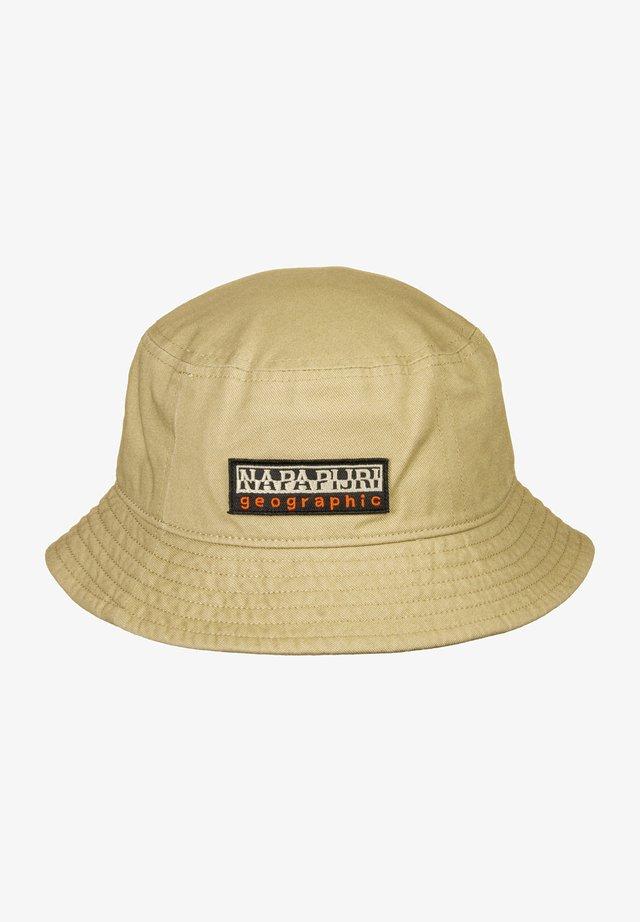 Hat - mineral beige