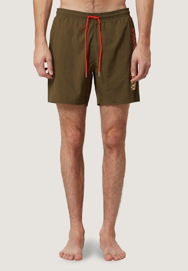 Swimming shorts - green way