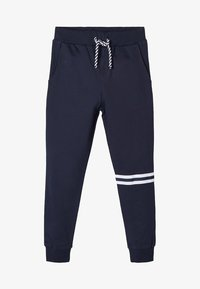 Name it - Tracksuit bottoms - dark sapphire - 0
