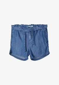Name it - Denim shorts - medium blue denim - 2
