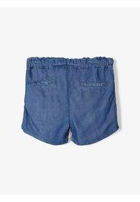 Name it - Short en jean - medium blue denim - 3