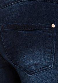 Name it - NKFPOLLY PANT  - Jeans Skinny Fit - dark blue denim - 3