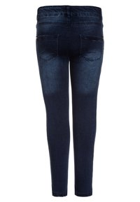 Name it - NKFPOLLY PANT  - Jeans Skinny Fit - dark blue denim - 1