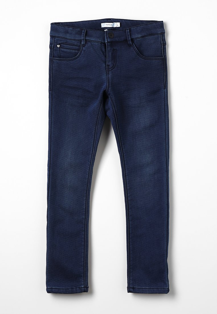 Name it - NKFROSE DNMBENTA MINI - Jeans slim fit - dark blue denim
