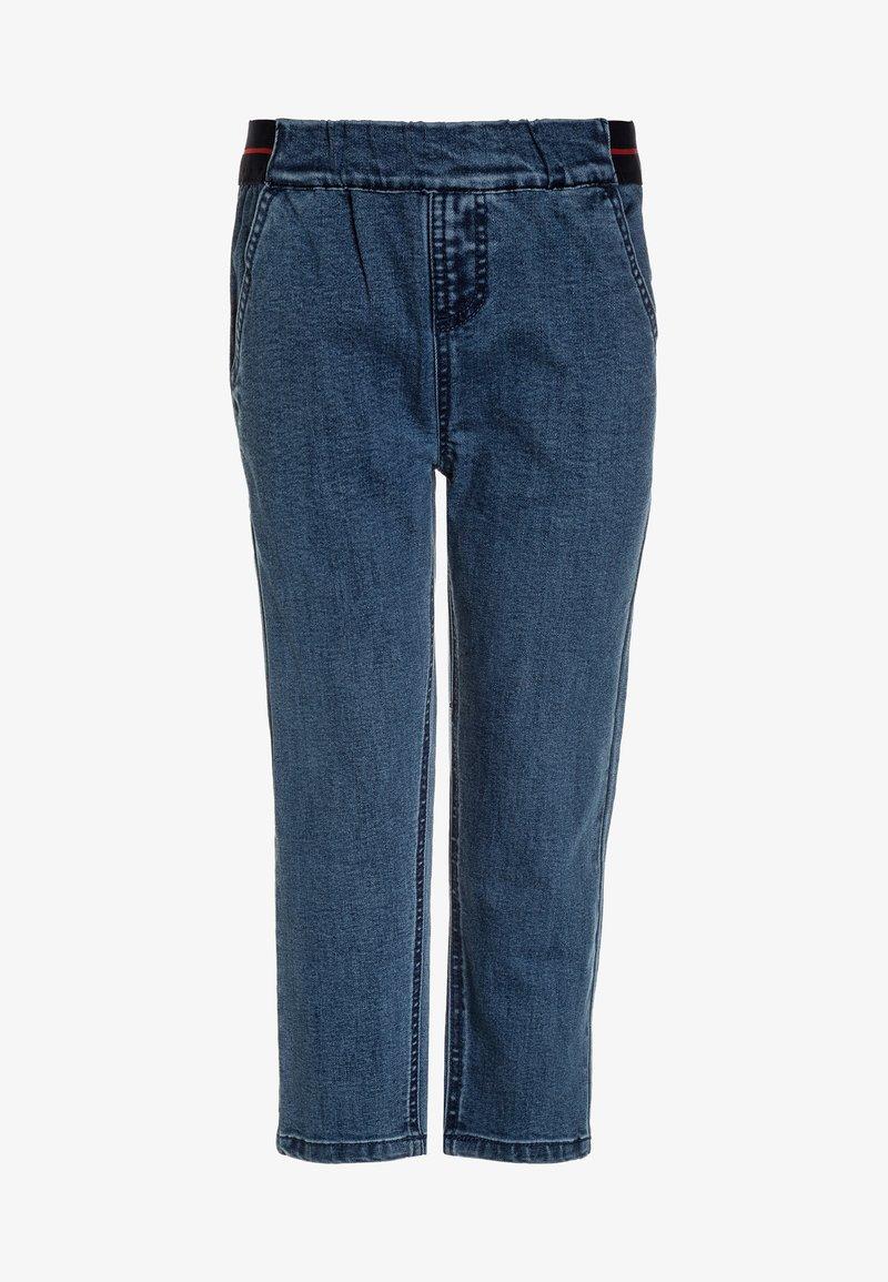 Name it - NKFBEA 7/8 PANT - Vaqueros slim fit - medium blue denim