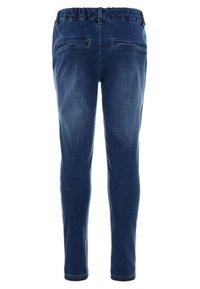 Name it - Slim fit jeans - dark blue - 1