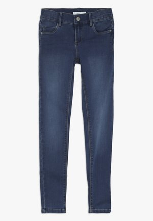 NKFPOLLY DNMZASCHA PANT - Jeans Skinny Fit - medium blue denim