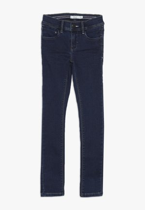 NKFPOLLY PANT CAMP - Jeans Skinny Fit - medium blue denim
