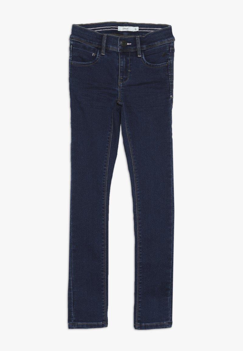 Name it - NKFPOLLY PANT CAMP - Jeans Skinny Fit - medium blue denim