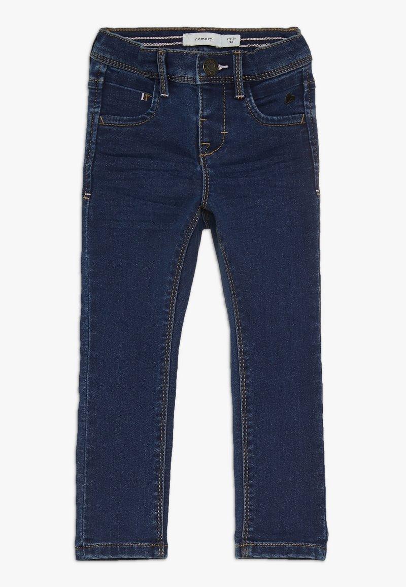 Name it - NMFPOLLY PANT CAMP - Jeans Skinny Fit - medium blue denim