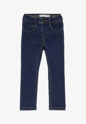 NMFPOLLY PANT CAMP - Jeans Skinny Fit - medium blue denim