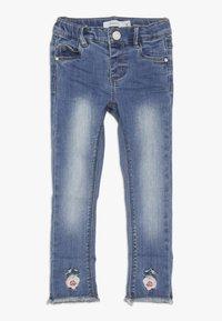 Name it - NMFPOLLY DNMBILA  ANCLE PANT - Jeans Skinny Fit - medium blue denim - 2