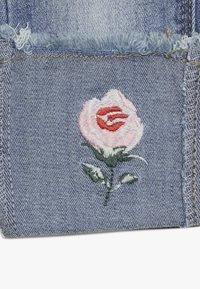 Name it - NMFPOLLY DNMBILA  ANCLE PANT - Jeans Skinny Fit - medium blue denim - 4