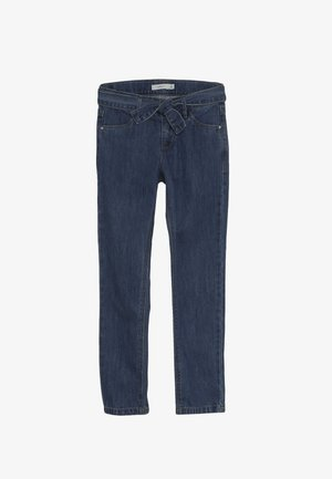 NKFRANDI PANT - Jeansy Slim Fit - medium blue denim
