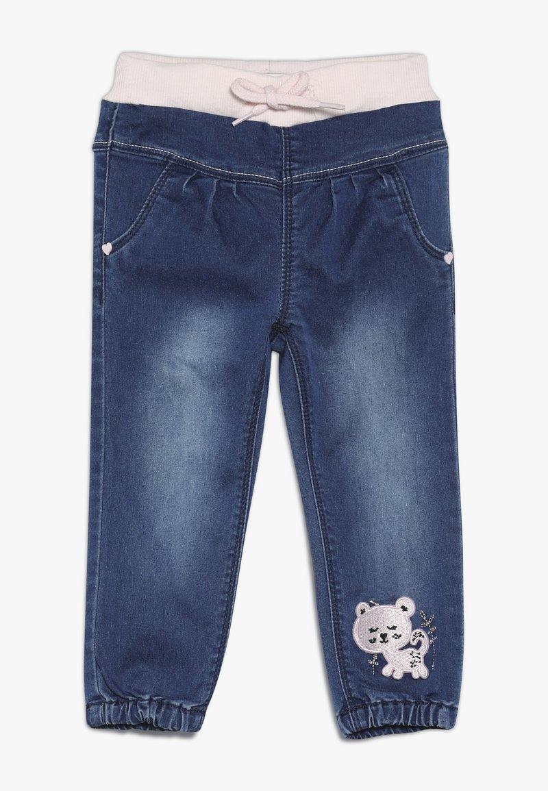 Name it - NBFRIE DNMBOLIT PANT - Vaqueros slim fit - medium blue denim