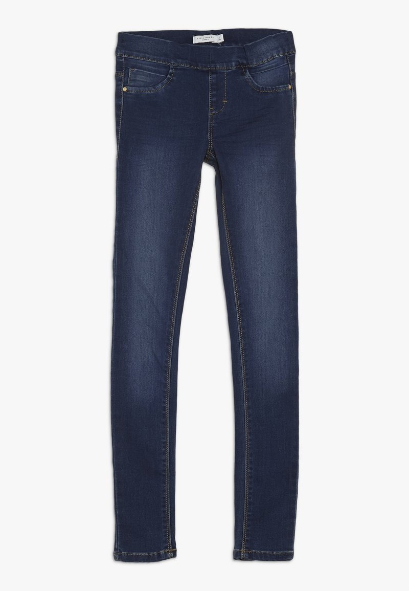 Name it - NKFPOLLY DNMAZASCHA  - Jeggings - dark blue denim