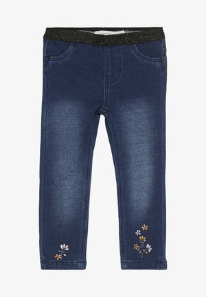 NBFPOLLY DNMATORINA - Jeggings - medium blue denim