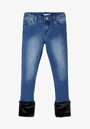Jeansy Skinny Fit - medium blue