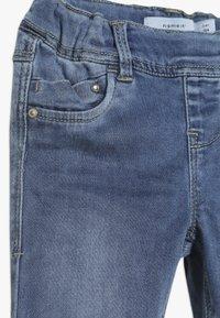 Name it - NKFPOLLY - Farkkuleggingsit - medium blue denim - 3