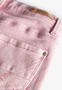 Name it - MIT WEITEM BEIN 7/8 - Jeans relaxed fit - pink - 2