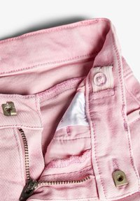 Name it - MIT WEITEM BEIN 7/8 - Jeans relaxed fit - pink - 3