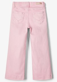 Name it - MIT WEITEM BEIN 7/8 - Jeans relaxed fit - pink - 1