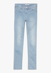 Name it - NKFPOLLY 1319 ANCLE PANT - Jeans Skinny Fit - light blue denim - 0