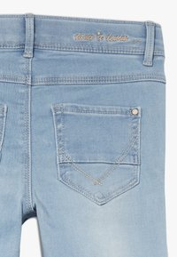 Name it - NKFPOLLY 1319 ANCLE PANT - Jeans Skinny Fit - light blue denim - 4