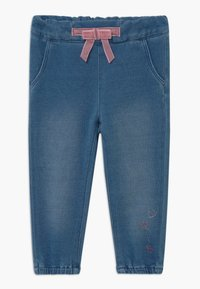 Name it - NBFRIE - Kalhoty - medium blue denim - 0