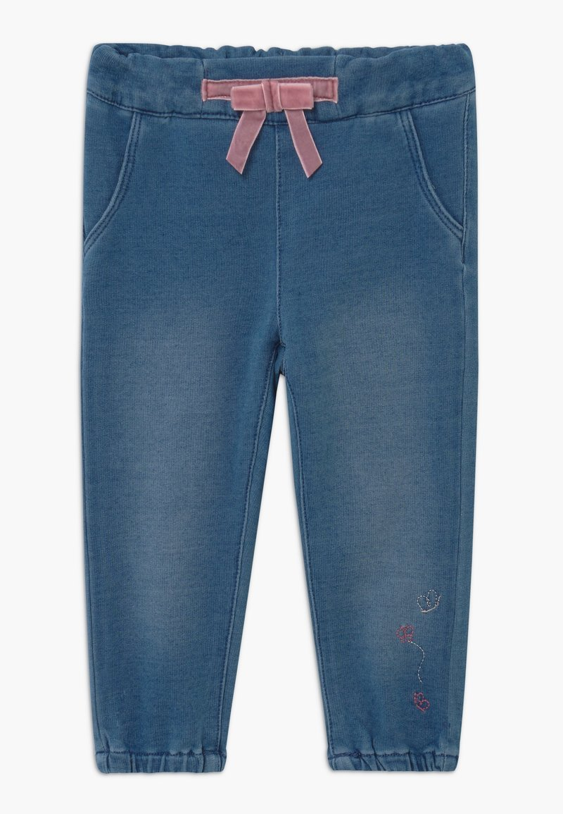 Name it - NBFRIE - Kalhoty - medium blue denim