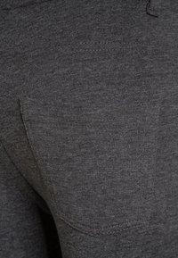 Name it - NKFJAVI - Trousers - dark grey melange - 2