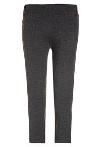 Name it - NKFJAVI - Trousers - dark grey melange - 1