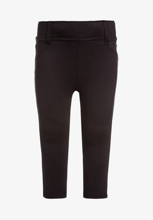 NKFJAVI - Trousers - black