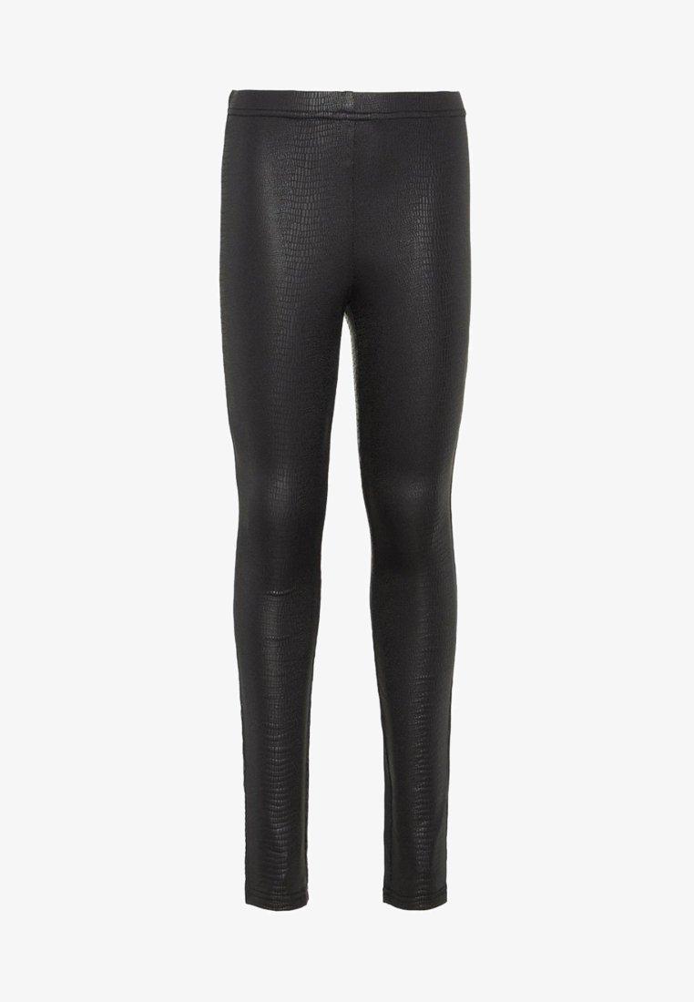Name it - Leggings - Hosen - black
