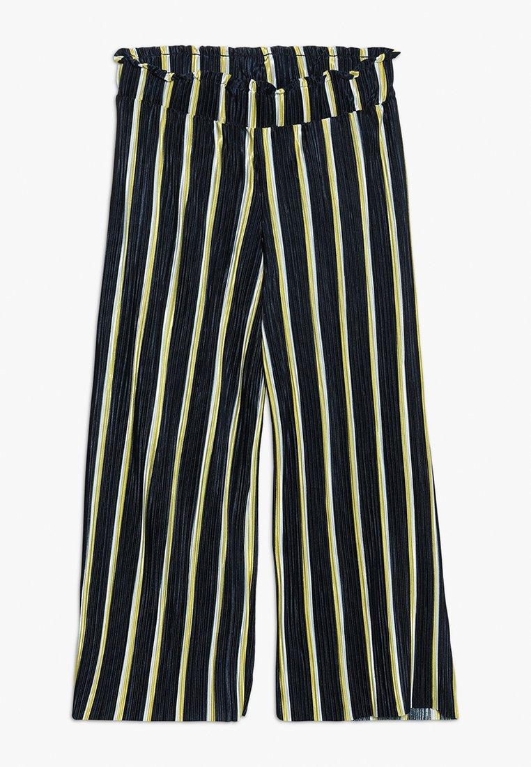 Name it - NKFFABRIZIA CULOTTE PANTS - Pantalones deportivos - dark sapphire