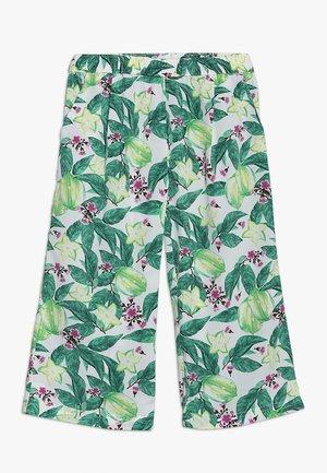 NKFVINAYA CULOTTE PANT - Pantalon classique - bright white