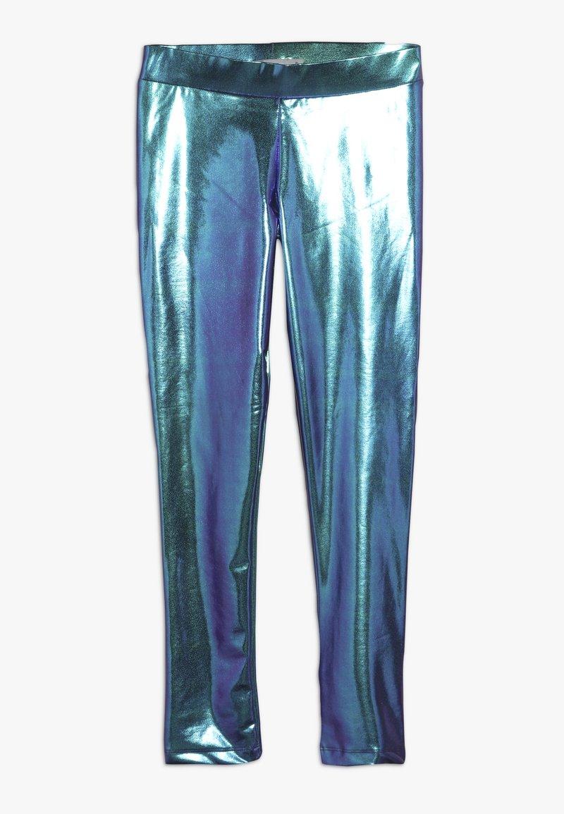 Name it - NKFKINY - Leggings - multicolor/silver