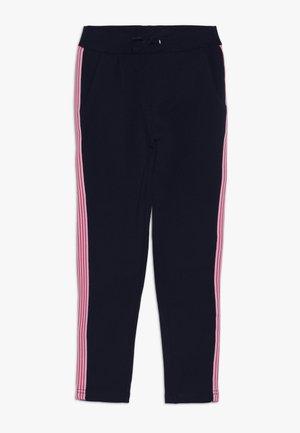 NKFKIMA PANT - Spodnie treningowe - dark sapphire