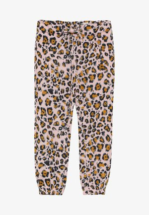 NMFLULEO PANT - Tracksuit bottoms - barely pink