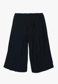 Name it - NMFKUMANA CULOTTE PANT - Pantalones - dark sapphire - 1