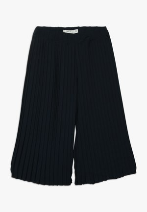 NMFKUMANA CULOTTE PANT - Pantalon classique - dark sapphire