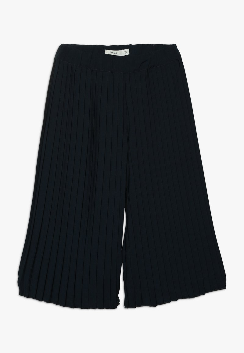 Name it - NMFKUMANA CULOTTE PANT - Pantalones - dark sapphire