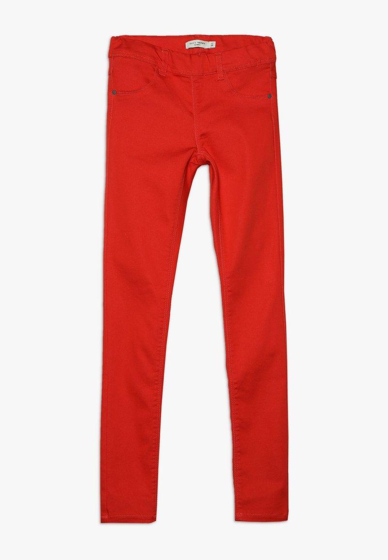 Name it - NKFPOLLY TWIATINNA  - Jeggings - poppy red